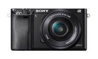 Sony α α6000 + 16 - 50mm MILC 24.3MP CMOS 6000 x 4000pixels Black