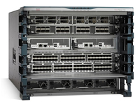 Cisco N77-C7706-B23S2E 9U Grey network equipment chassis