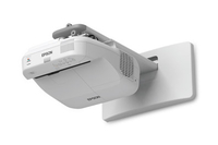 Epson BrightLink Pro 1410Wi Desktop projector 3100ANSI lumens 3LCD WXGA (1280x800) White data projector