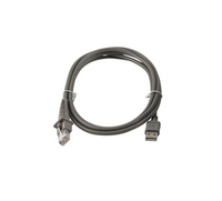 Wasp USB 6ft 1.8m Male Male Black USB cable