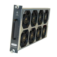 Cisco FAN-MOD-4HS-RF Black,Grey hardware cooling accessory