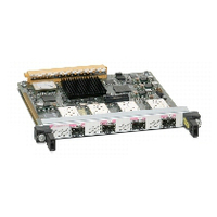 Cisco SPA-4XOC48POS/RPR network interface processor