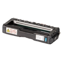 Ricoh 407540 Laser toner 2300pages Cyan laser toner & cartridge