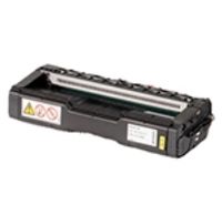 Ricoh 407542 Laser toner 2300pages Yellow laser toner & cartridge