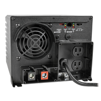 Tripp Lite APS750 750W Black power adapter & inverter
