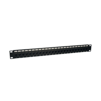 Tripp Lite N054-024 1U patch panel