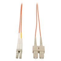 Tripp Lite N316-10M 10m LC SC Orange fiber optic cable