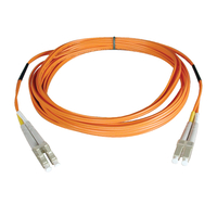 Tripp Lite N320-20M 20m LC LC Orange fiber optic cable