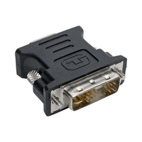 Tripp Lite P120-000 DVI-I VGA Black cable interface/gender adapter