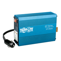 Tripp Lite PVINT375 Auto 375W Blue power adapter & inverter