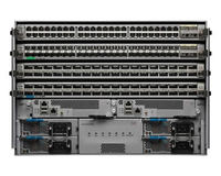 Cisco Nexus 9504 network equipment chassis