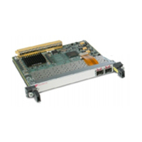 Cisco SPA-2XOC12-POS network interface processor
