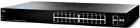 Cisco Small Business SG220-26 Managed L2 Gigabit Ethernet (10/100/1000) Black
