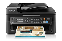 Epson WorkForce WF-2630 5760 x 1440DPI Inkjet A4 9ppm Wi-Fi