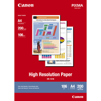 Canon High Resolution Paper A4 - 200 vel
