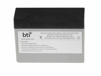 BTI RBC21-SLA21 Sealed Lead Acid (VRLA) 5.5Ah 12V