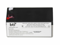 BTI RBC35-SLA35 Sealed Lead Acid (VRLA) 3.5Ah 12V