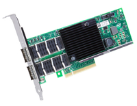 Intel XL710-QDA1 Internal Fiber 40000Mbit/s networking card