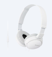Sony MDR-ZX110AP Head-band Binaural Wired White mobile headset