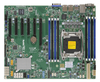 Supermicro X10SRi-F Intel C612 LGA 2011 (Socket R) ATX server/workstation motherboard