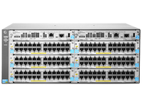 Hewlett Packard Enterprise 5406R zl2 Managed L3 Gigabit Ethernet (10/100/1000) Power over Ethernet (PoE) 4U Grey