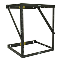 Tripp Lite SRWO12UHD Wall mounted rack 90.718kg Black rack