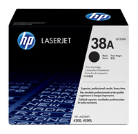 HP 38A Laser cartridge 12000pages Black