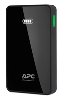 APC M5BK Lithium Polymer (LiPo) 5000mAh Black power bank