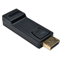 Tripp Lite P136-000-1 DisplayPort HDMI Black cable interface/gender adapter