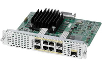 Cisco SM-X-4X1G-1X10G 10 Gigabit Ethernet,Gigabit Ethernet network switch module