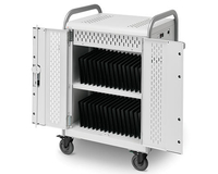 Bretford Pulse S Carts Portable device management cart