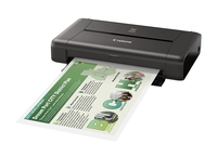 Canon PIXMA iP110 Inkjet 9600 x 2400DPI Wi-Fi photo printer