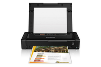 Epson WorkForce WF-100 Color 5760 x 1440DPI A4 Wi-Fi inkjet printer