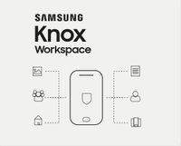 Samsung KNOX Workspace Container - License (1 year) + Full support