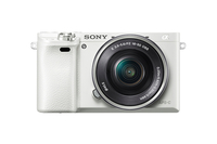 Sony α α6000 + 16 - 50mm MILC 24.3MP CMOS 6000 x 4000pixels White