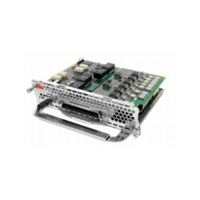 Cisco EM3-HDA8FXS/DID-RF FXS voice network module