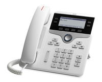 Cisco 7841 Wired handset White IP phone