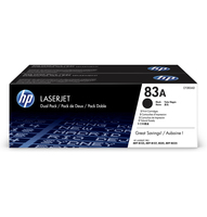 HP 83A Laser cartridge 1500pages Black