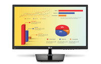 "LG 24MC37D-B 24"" Full HD TN Black computer monitor LED display"