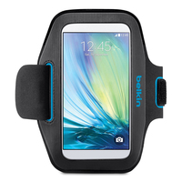 "Belkin F8M941BTC03 5.1"" Armband case Black, Blue mobile phone case"