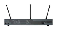Cisco C897VA Gigabit Ethernet 3G 4G Black wireless router