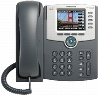 Cisco SPA525G2 5lines LCD Wi-Fi Grey IP phone