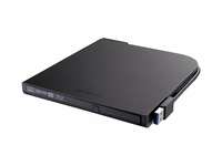 Buffalo BRXL-PT6U2VB Blu-Ray RW Black optical disc drive