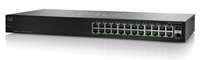 Cisco Small Business 110 Unmanaged L2 Gigabit Ethernet (10/100/1000) 1U Black