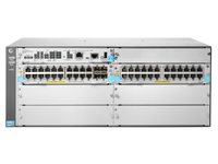 Hewlett Packard Enterprise 5406R 44GT PoE+ & 4-port SFP+ (No PSU) v3 zl2 Managed L3 Gigabit Ethernet (10/100/1000) Power over Et