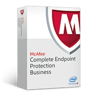 McAfee Complete EndPoint Protection Business ProtectPLUS 1001 - 2000 User, 1 Year Gold Software Support Base license 1001 - 2000