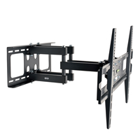 "Tripp Lite DWM3770X 70"" Black flat panel wall mount"