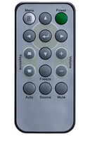 Canon LV-RC10 IR Wireless Press buttons Grey remote control