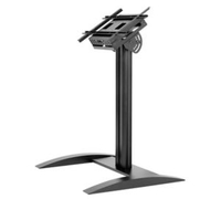 "Peerless SS575K 32"" Fixed Black flat panel floorstand"