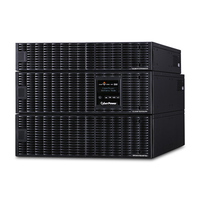 CyberPower OL6000RT3UPDUTF Double-conversion (Online) 6000VA 13AC outlet(s) Rackmount/Tower Black uninterruptible power supply (